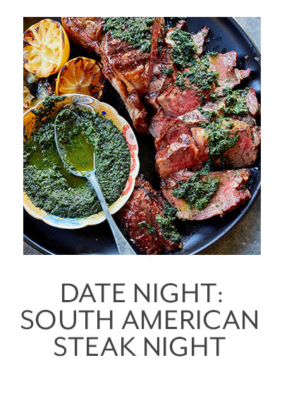 Class: Date Night • South American Steak Night