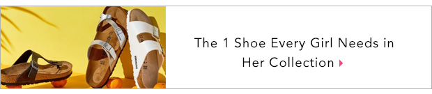 The 1 Shoe Every Girl Needs in Her Collection