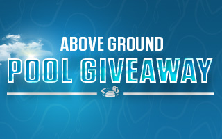 Above Ground Pool Giveaway - Enter Now