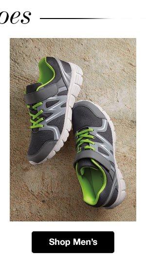 Shop Men's Shoes!