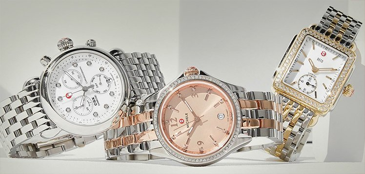 Michele & More Women's Watches