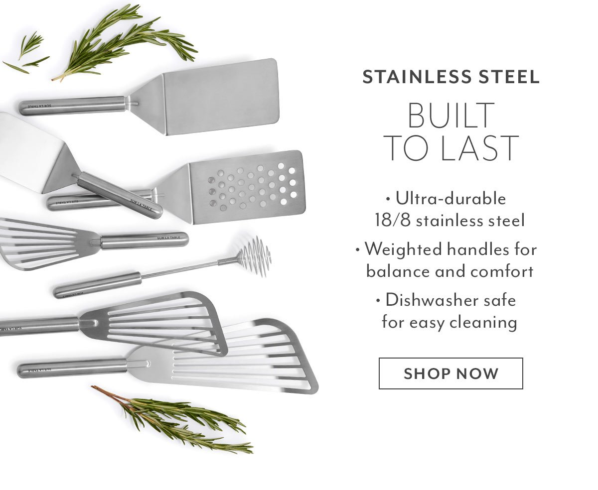 Stainless Steel Tools