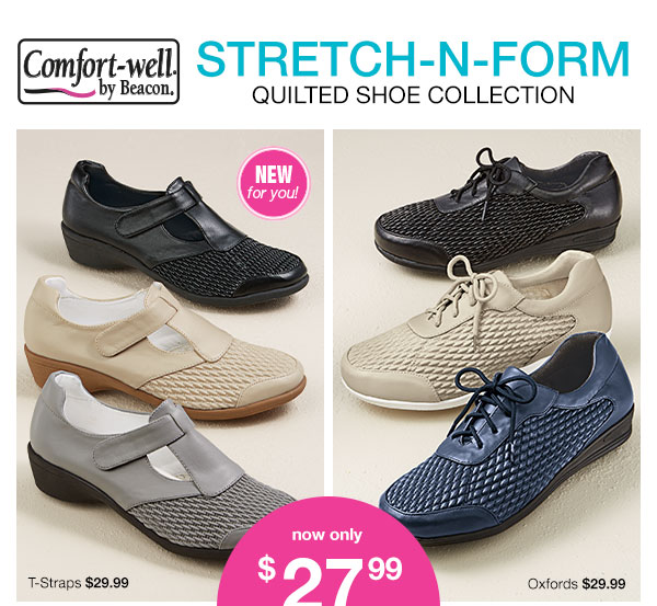 Shop Stretch & Form Collection!