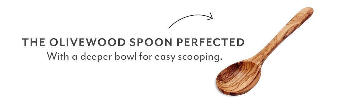 Olivewood Spoon