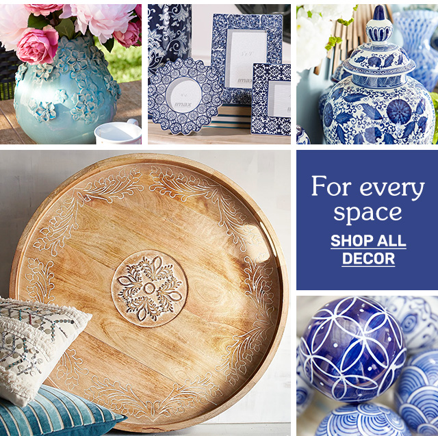 Shop all decor