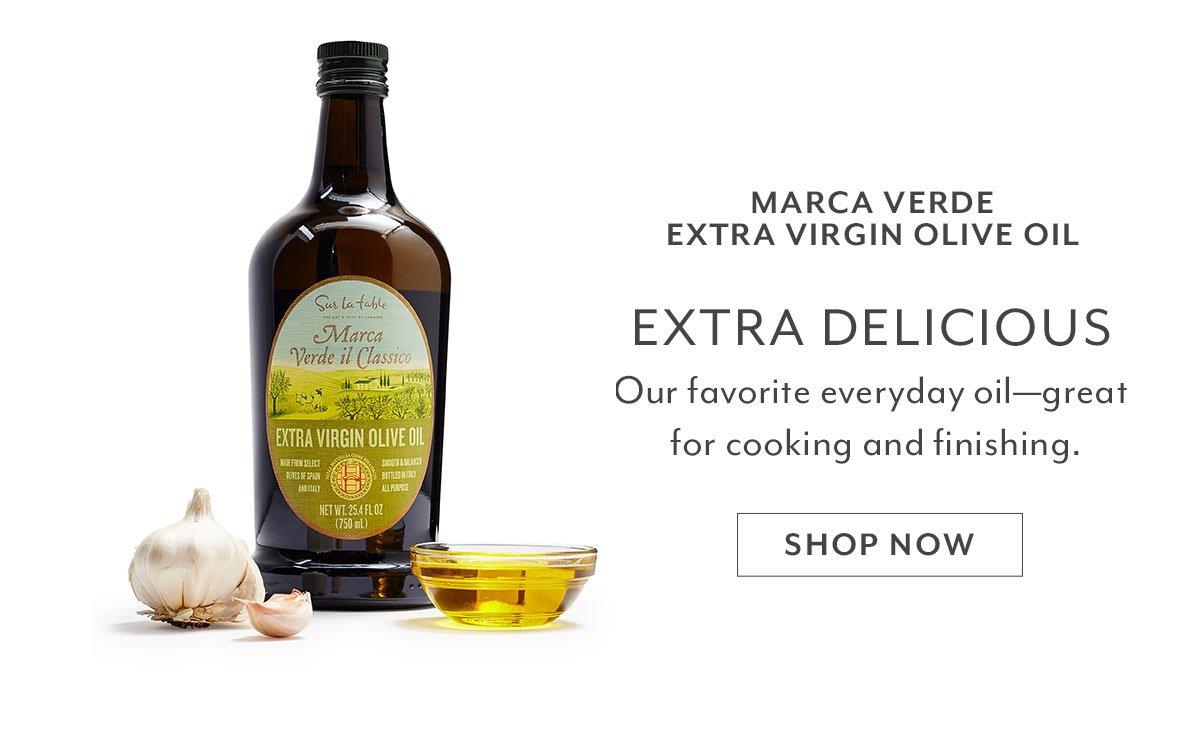 Marca Verde Olive Oil