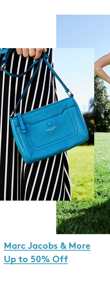 Marc Jacobs & More Up to 50% Off