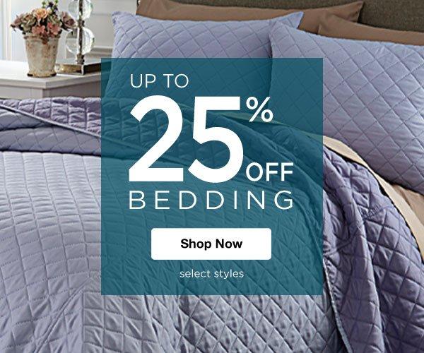 Shop Bedding Sale!