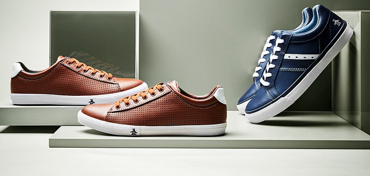 Next-Level Men's Sneakers & More