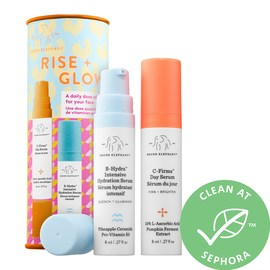 Drunk Elephant : Rise + Glow™ Duo : Skincare