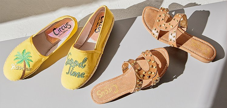 Under $70 Warm-Weather Shoes