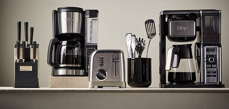 The Coveted Kitchen: Ninja, All-Clad & More