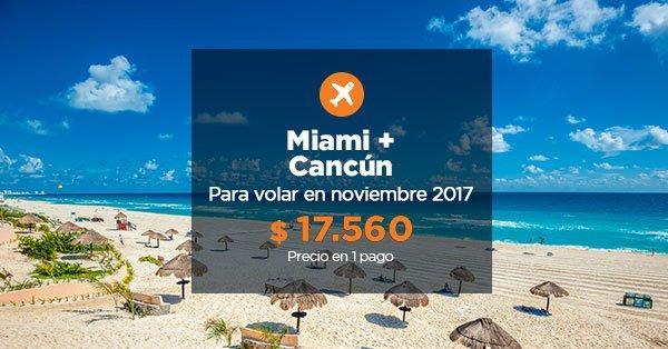 Cancún y Celestún