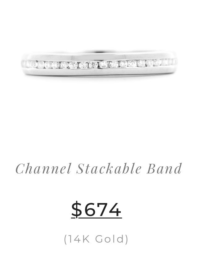 Channel Stackable Band