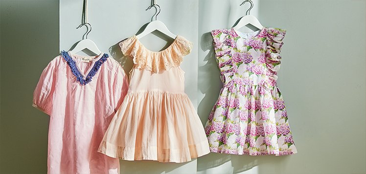 Pretty Dresses for Girls