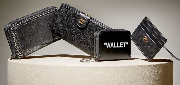 Luxe Wallets We Want
