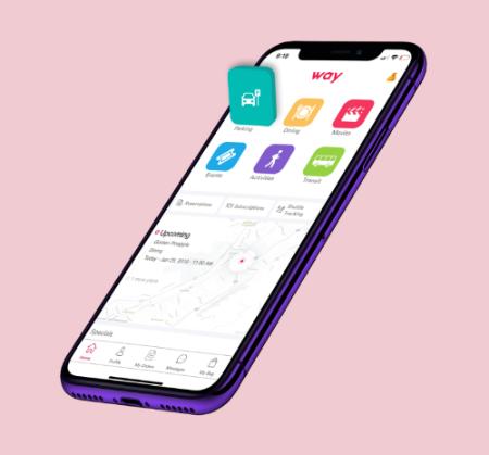 Waymazing App