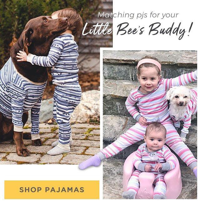 Snug fit pajamas