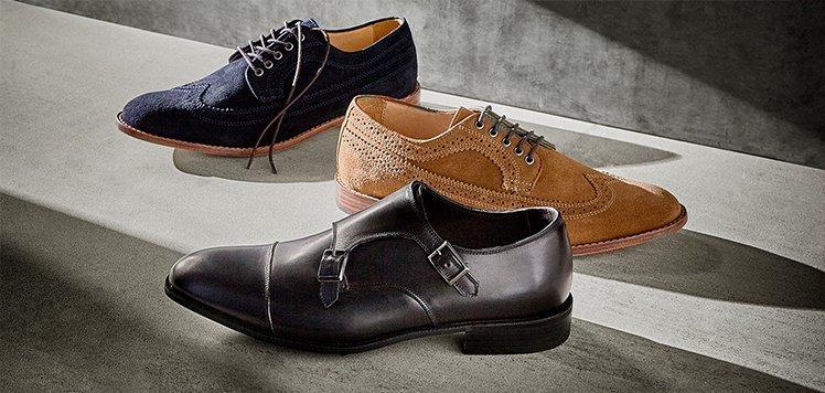 Men's Shoes to Wear 9AM – 9PM