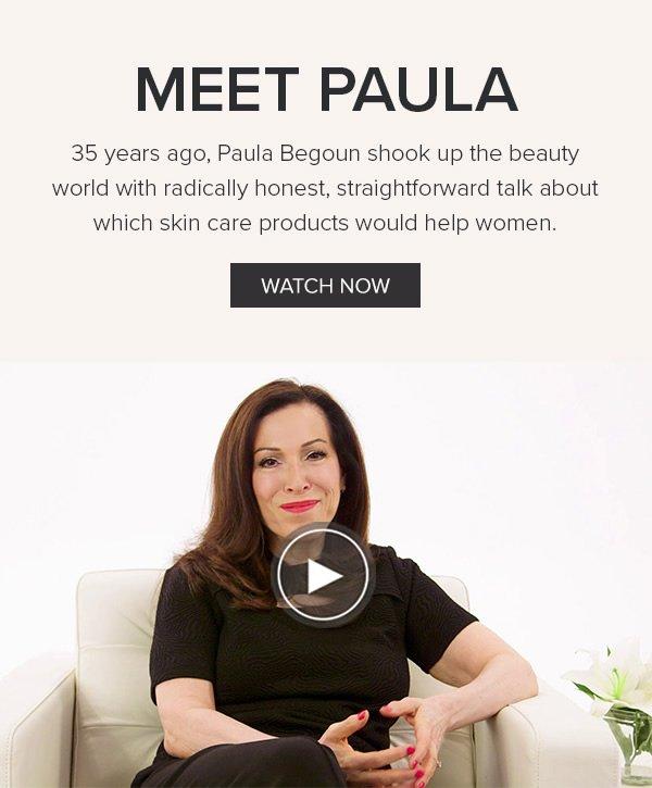 2a2d9194fb9037 Paula s Choice  Meet the Original Beauty Guru...