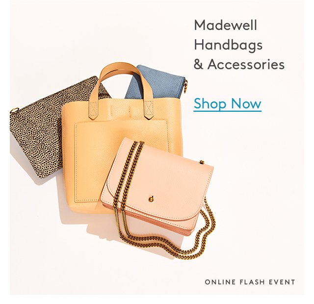 Madewell Handbags & Accessories | Shop Now | Online Flash Event