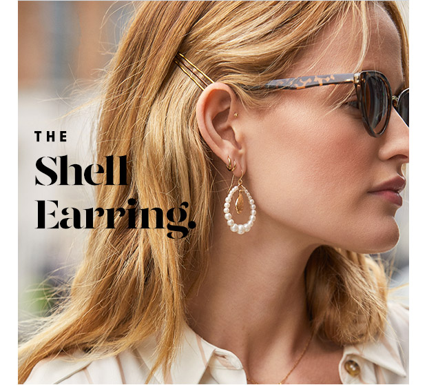 THE Shell Earring