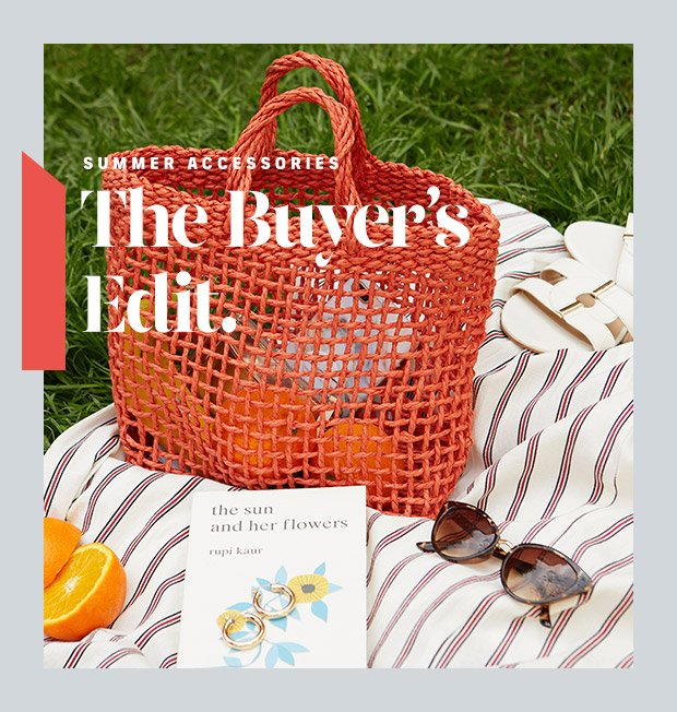 SUMMER ACCESSORIES - The Buyer's Edit