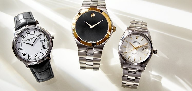 Shop Men's Watches by Style