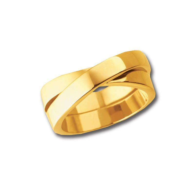 Abundance Ring 18K Gold Plated