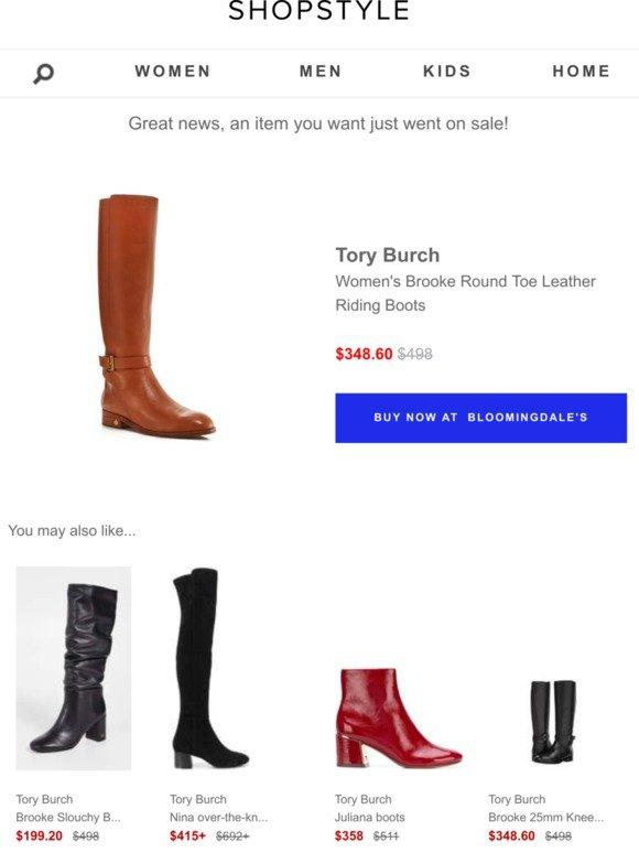 4f8636fd8 ShopStyle  Sale Alert  Tory Burch