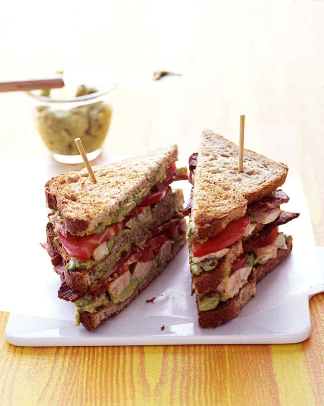 Martha Stewart Simple Chicken Salad Sandwiches Milled