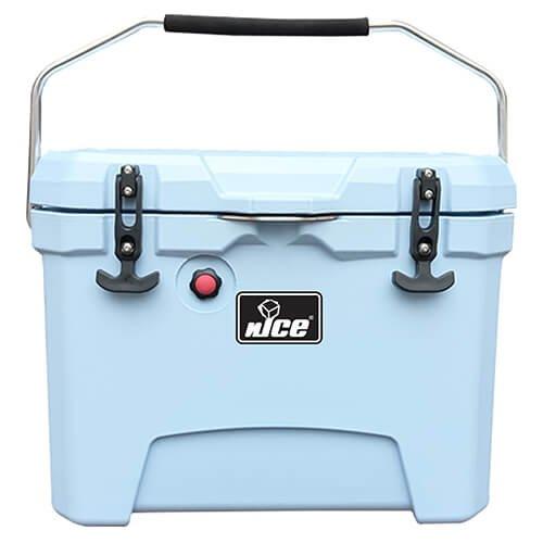 $13 Off the nICE 26QT Cooler - Light Blue