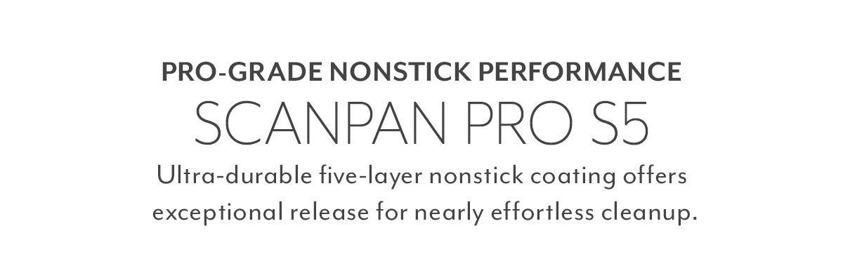 Scanpan Pro S5