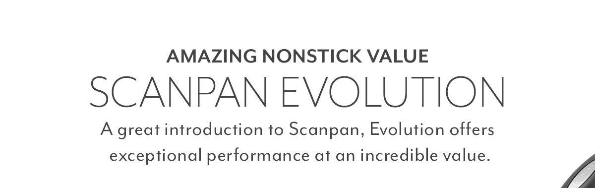 Scanpan Evolution