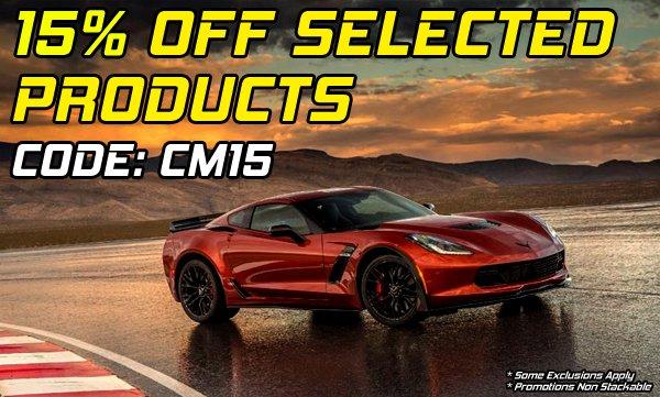 Color Selection C3 Corvette 1970-1972 LT-1 Hood Vinyl Outline Decal Pair