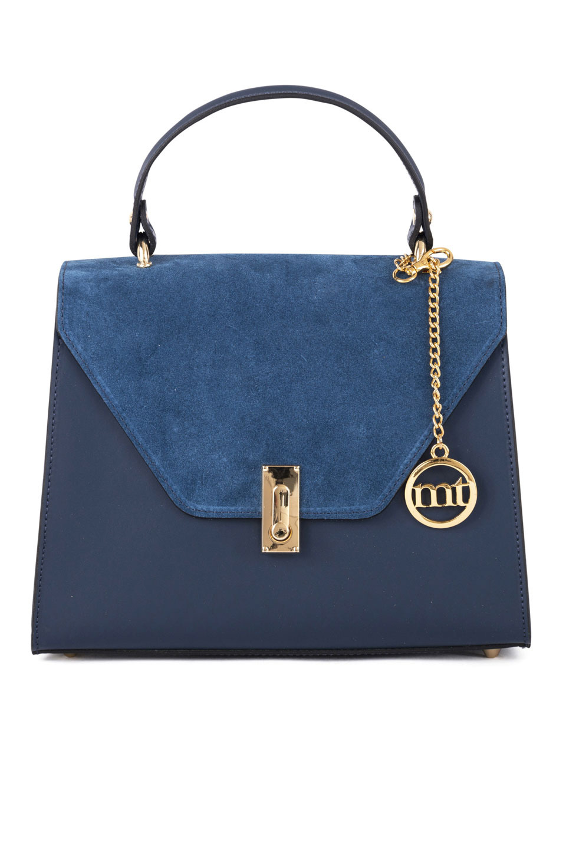 Dominique Handbag in Blue