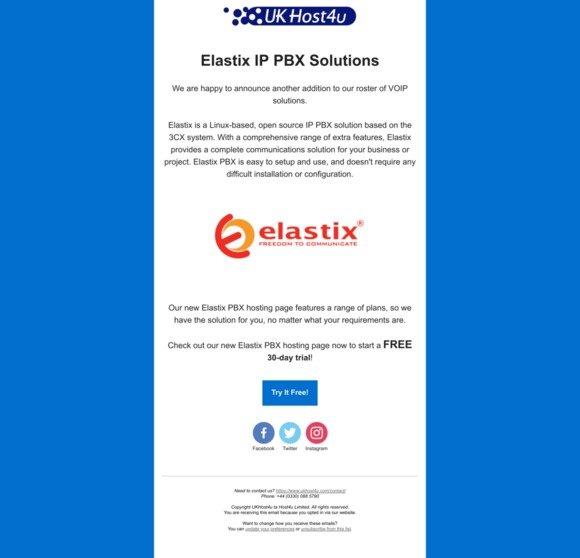 Elastix voip provider setup