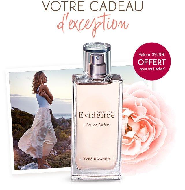 Yves Rocher Fr Votre Cadeau Dexception Le Parfum Comme Une