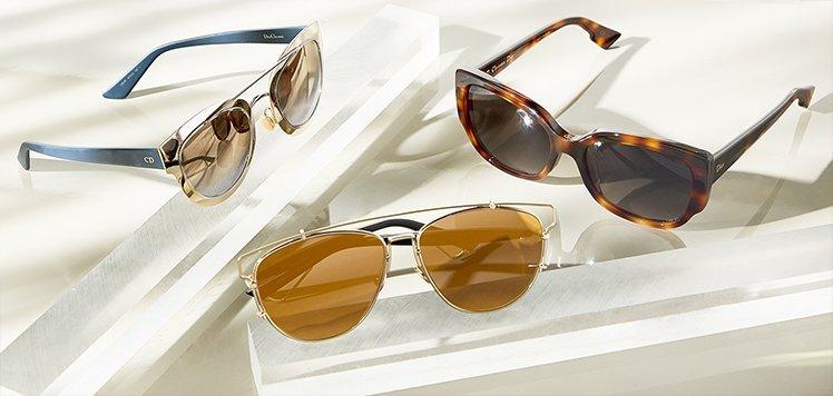 Luxe Women's Sunglasses