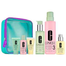 CLINIQUE : Great Skin Everywhere: 3-Step Skin Care Set For Oily Skin : Value & Gift Sets