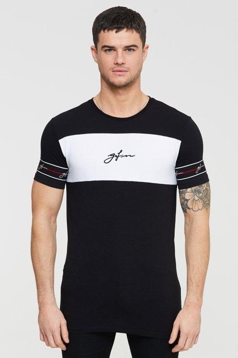 Tech Autograph Black T-shirt