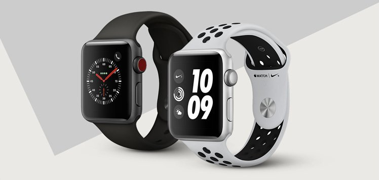 Men's Sport to Smart Watches With Apple