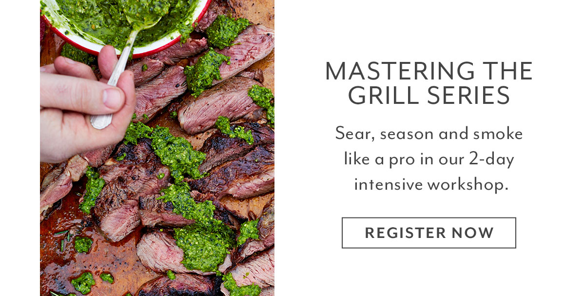 Class: Mastering the Grill Series