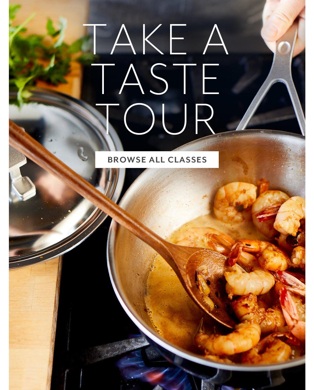 Take a Taste Tour