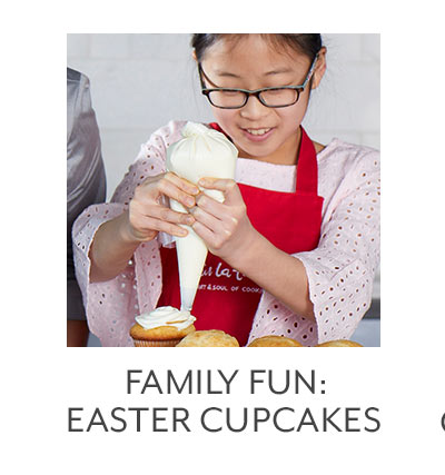 Class: Family Fun • Easter Cupcakes Decorating