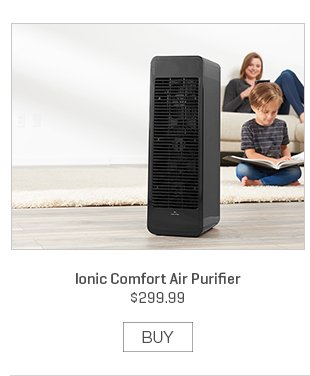 Ionic Comfort Air Purifier