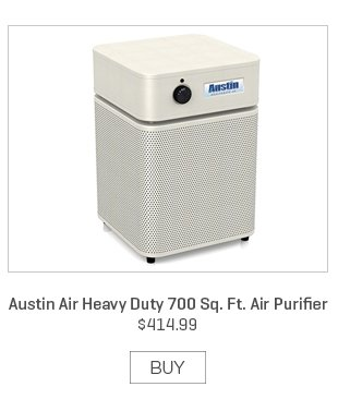 Austin Air Heavy Duty 700 Sq. Ft. Air Purifier