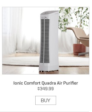 Ionic Comfort Quadra Air Purifier