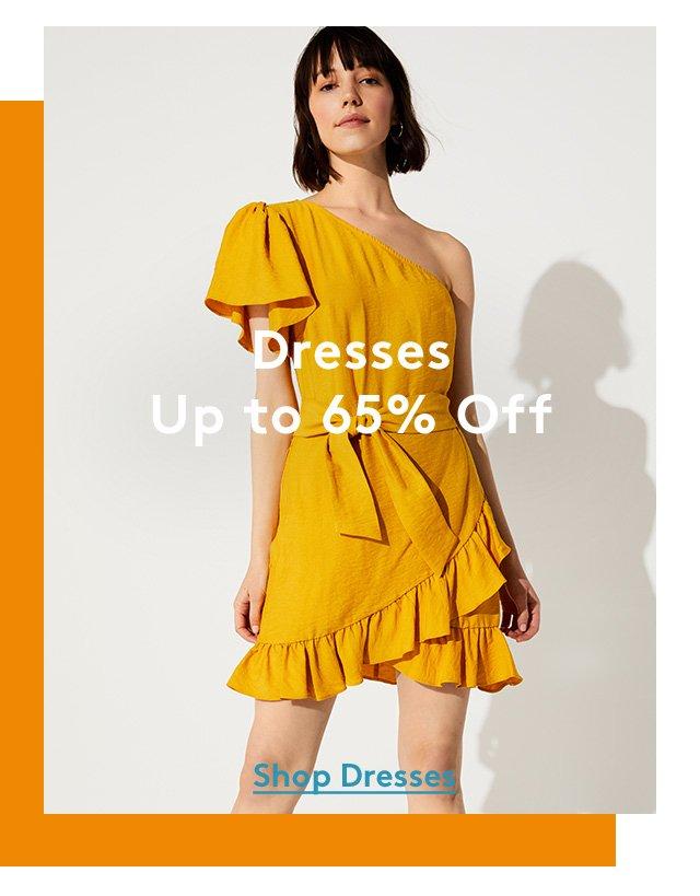 Dresses up to 65% off | Shop Dresses