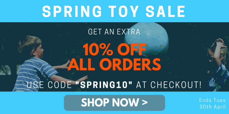 Spring Toy Sale